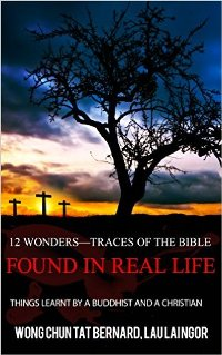 12 Wonders - Traces of the Bible Found in Real Life (book) by Wong Chun Tat Bernard