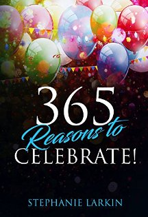 365 Reasons to Celebrate! - Book cover