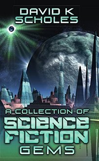 A Collection of Science Fiction Gems - Book cover