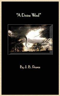 A Divine Wind - Book cover
