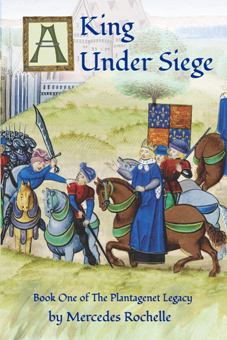 A King Under Siege - Book cover
