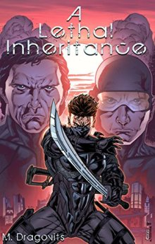 A Lethal Inheritance - Book cover