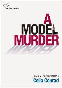 A Model Murder - Book Cover