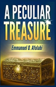 A Peculiar Treasure - Book cover