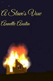 A Slave's Vow - Book cover