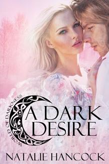 A Dark Desire (book cover)