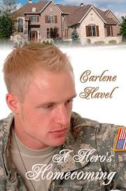 A Hero's Homecoming - Book Image Did Not Load