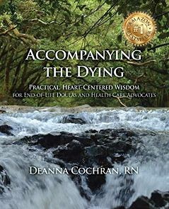 Accompanying the Dying - Book cover