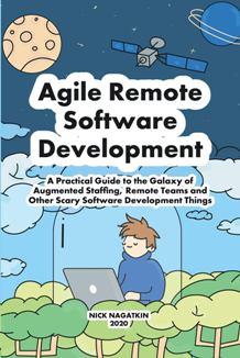 Agile Remote Software Development - Book cover