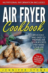 Air Fryer Сookbook (book) by Jennifer Stone