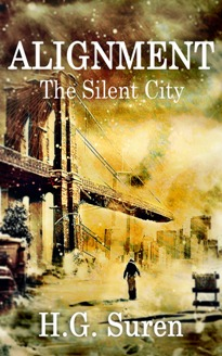 Alignment: The Silent City (book) by H.G. Suren