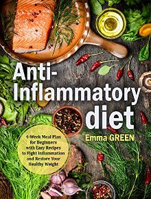 Anti-Inflammatory Diet - Book cover