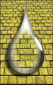 As The Stars Allow - Book cover