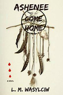 Ashenee Come Home - Book cover