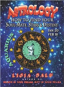 ASTROLOGY - Aquarius (book) by Ligia Balu