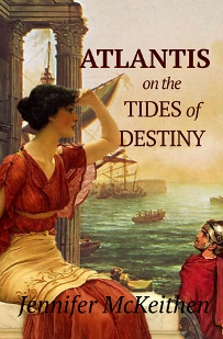 Atlantis On the Tides of Destiny - Book cover