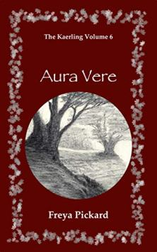 Aura Vere - Book cover