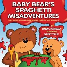 Baby Bear's Spaghetti Misadventure - Book cover