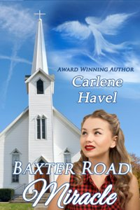 Baxter Road Miracle - Book Image Did Not Load!