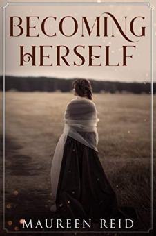 Becoming Herself - Book cover