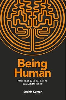 Being Human - Book cover