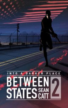 Between States 2 (Into a Darker Place) - Book cover