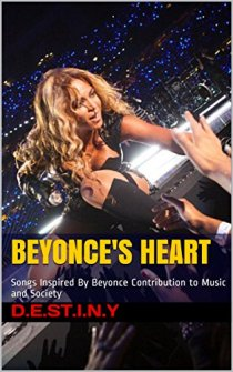 Beyonce's Heart - Book cover