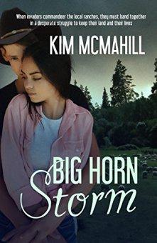 Big Horn Storm - Book cover