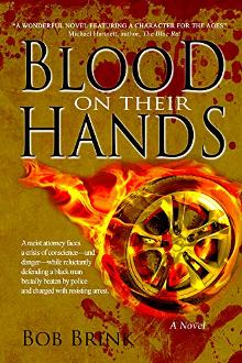 Blood on Their Hands - Book cover