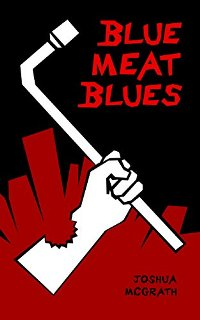Blue Meat Blues - Book Cover
