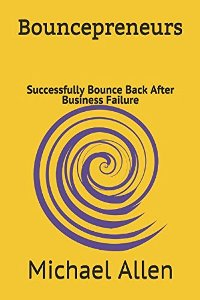 Bouncepreneurs - Book cover