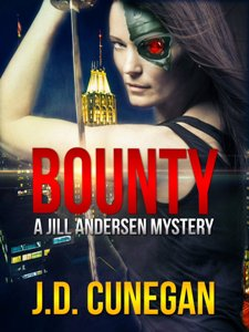Bounty - Book cover
