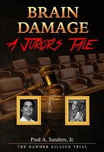 Brain Damage: A Juror's Tale - Book cover