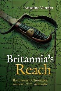 Britannia's Reach - Book Cover
