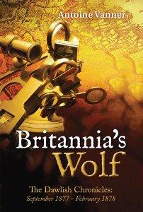 Britannia's Wolf - Book Cover