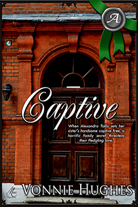 CAPTIVE (book) by Vonnie Hughes