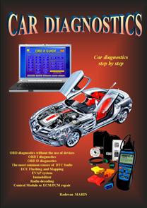 Car Diagnostics step by step (book) by Radovan Marin