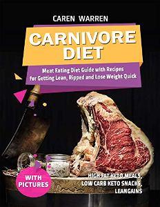 Carnivore Diet - Book cover