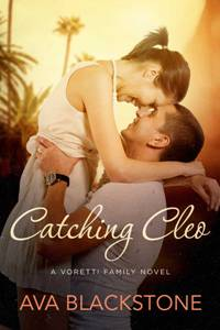 Catching Cleo - Book Cover