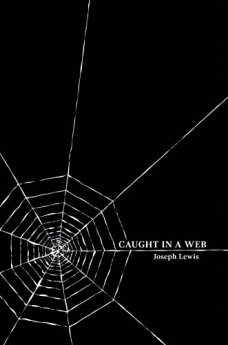 Caught in a Web - Book cover