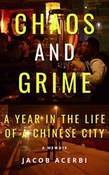 Chaos and Grime - Book cover