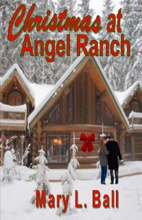 Christmas at Angel Ranch - Book Cover