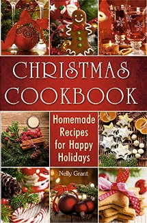 Christmas Cookbook - Book cover