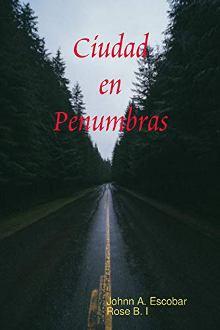Ciudad en Penumbras - tapa del libro