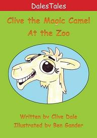 Clive the Magic Camel - Book Image Did Not Load!