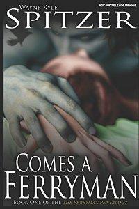 Comes a Ferryman - Book cover