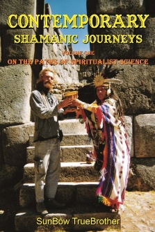 Contemporary Shamanic Journeys - Book cover