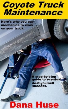 Coyote Truck Maintenance - Book cover