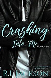 Crashing Into Me - Book cover