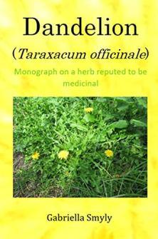 Dandelion (Taraxacum officinale) - Book cover
